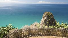 En Calabre, vous retrouverez les plus belles plages à proximité de Capo Vaticano